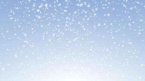 Snow falling Animation
