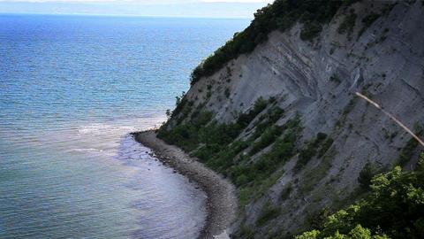 cliff near Piran Live Action