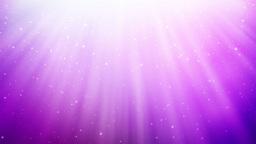 Sunburst with stars, loopable Animation