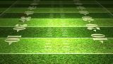 American Football Tactics 03 stock footage