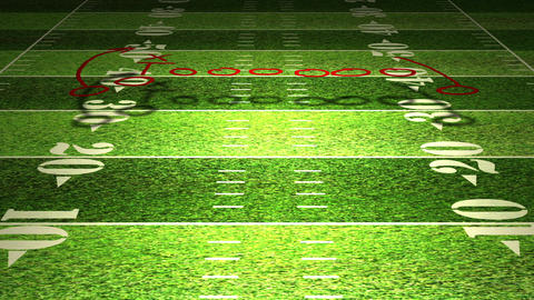 American Football Tactics 03 Animation