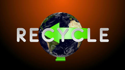 Recycle Earth 04 Animation