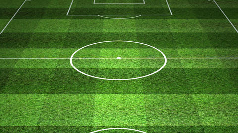 European Football - Soccer Tactics 03 Animation
