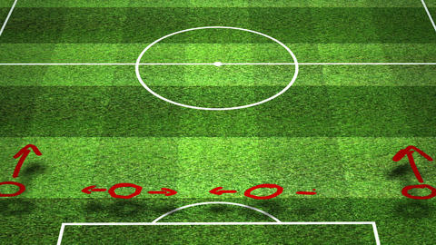 European Football - Soccer Tactics Mini Bundle 02