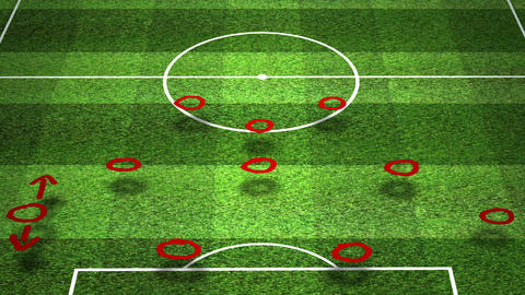 European Football - Soccer Tactics Mini Bundle 02 0