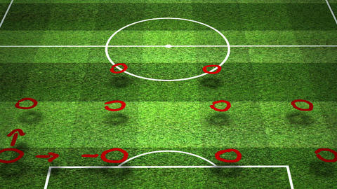 European Football - Soccer Tactics Mini Bundle 02 1