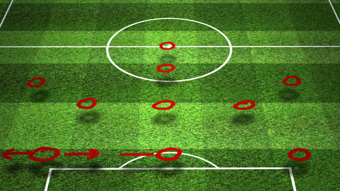 European Football - Soccer Tactics Mini Bundle 02 2