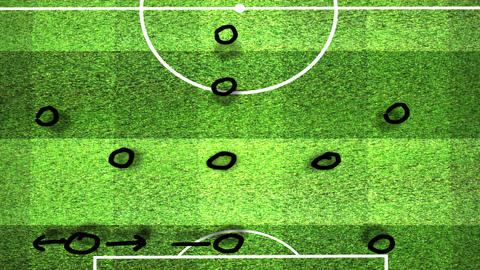 European Football - Soccer Tactics Mini Bundle 01 2