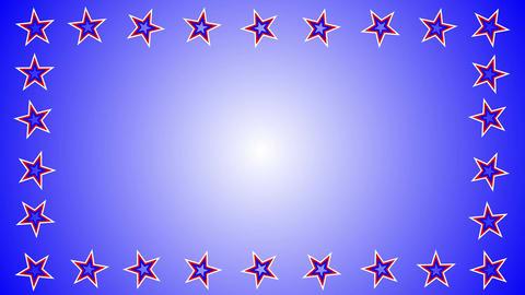 star border Animation