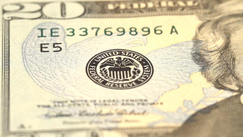 american dollar Stock Video Footage