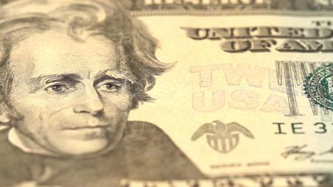 american dollar Stock Video Footage