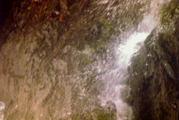 Small Water Fall Stock Video Footage