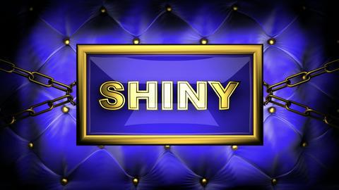 shiny Stock Video Footage