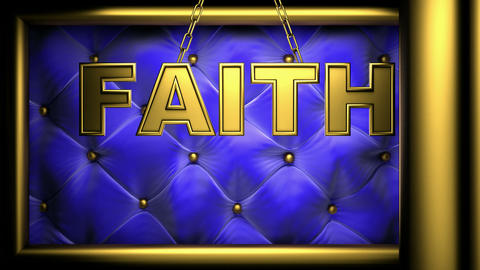 faith Stock Video Footage