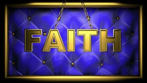 faith Stock Video Footage