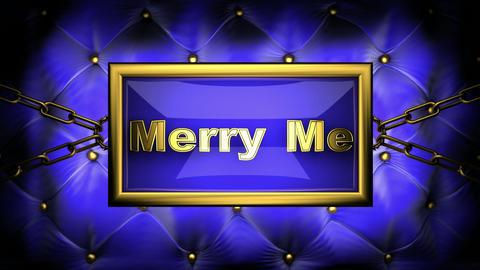 merry me Animation