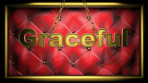 graceful Stock Video Footage