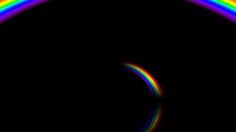 Rainbow BM with alpha Animation