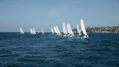 Sailing 53 E HD Footage