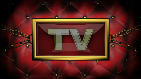 tv Stock Video Footage