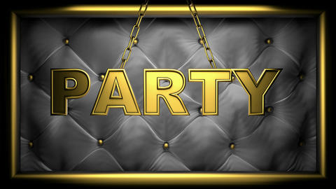 party Stock Video Footage