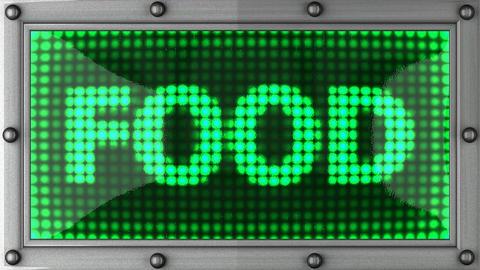 food Stock Video Footage