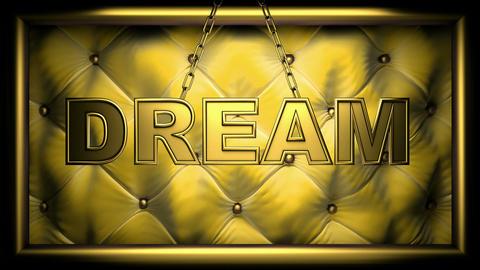 dream yellow Animation