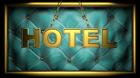 hotel golub Animation