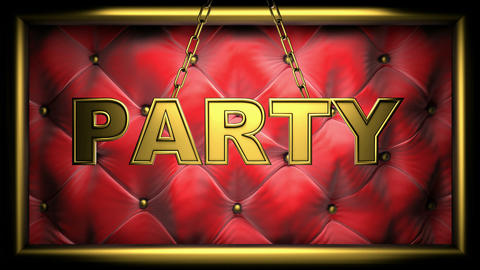 party red Animation