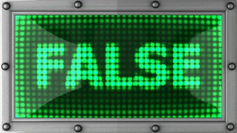 blinking lights(false) Stock Video Footage