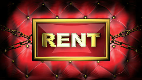 blinking monitor rent Stock Video Footage