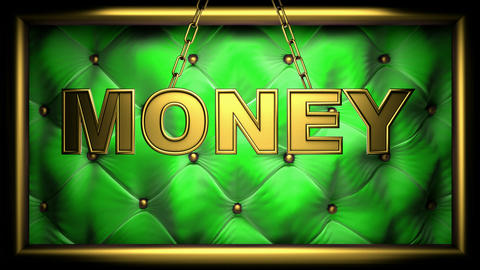 money green Animation