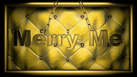 merry me yellow Animation