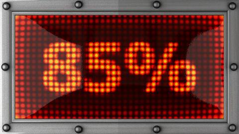 blinking lights(85%) Stock Video Footage