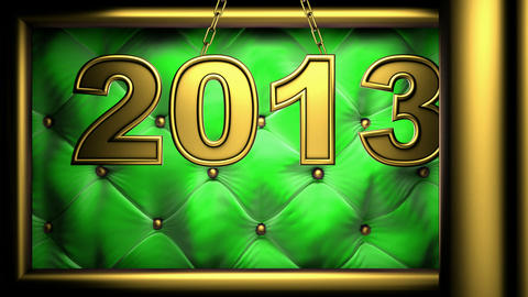 2013 green Stock Video Footage