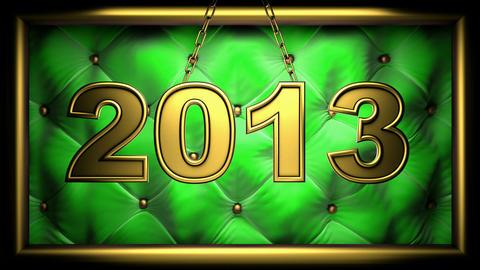 2013 green Animation