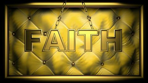 faith yellow Animation