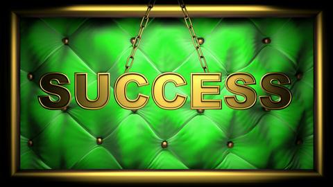 success green Animation