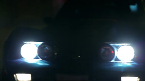 Corvette 142 HD Footage