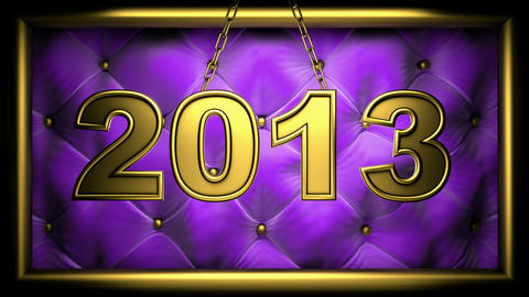 2013 purple Stock Video Footage