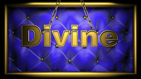 divine purple Stock Video Footage