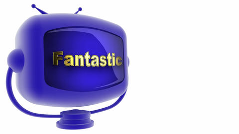 tv fantastic Stock Video Footage