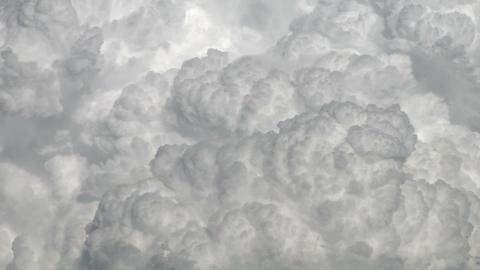 cumulus 01 Stock Video Footage