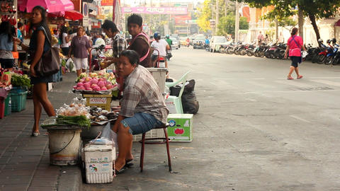 thailand market Stock Video Footage