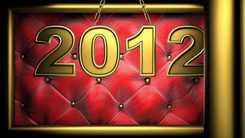 2012 red Stock Video Footage