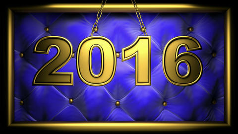 2016 blue Stock Video Footage