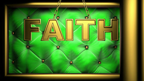 faith green Stock Video Footage