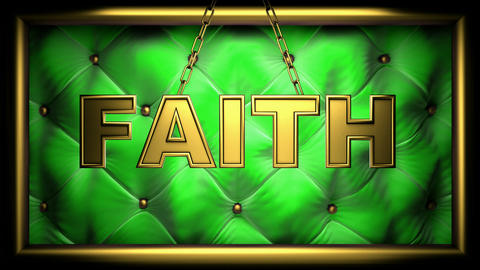 faith green Stock Video Footage