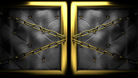 gold black Stock Video Footage