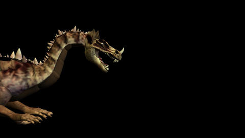 Dragon 3HD and Sound Animation